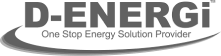D-ENERGi One Stop Energy Solution Provider logo